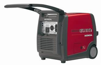 EU30ih Honda Inverter Generator Series 3000 Watt Recoil Start Petrol