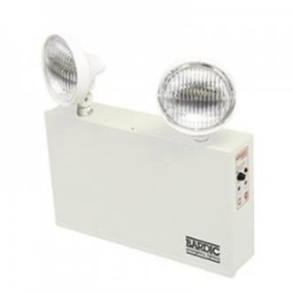 BARDIC PREMIUM Indoor 2x10W Halogen Emergency Twinspot c/w NiCd