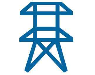 Power Network Icon